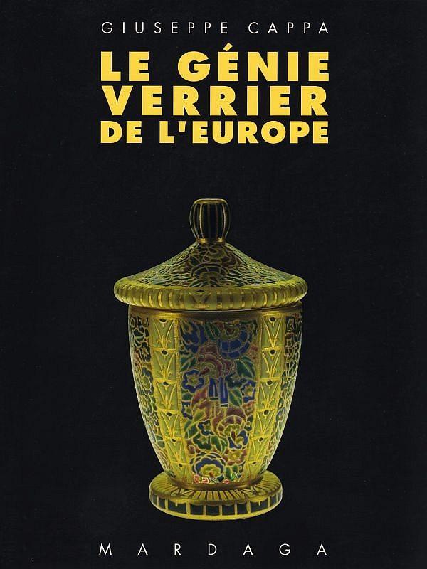 BOEK CAPPA Genie dEurope