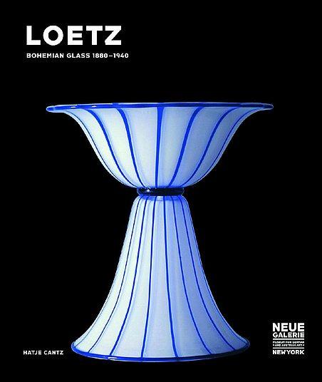 BOEK LOETZ Bohemian Glass Hatje Cantz