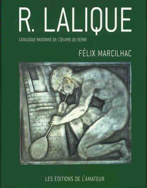 BOEK Lalique Catalogu Raisonnée