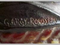 ENCY ARGY ROUSSEAU signatuur 3