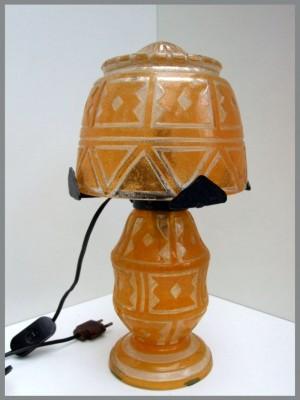 ENCY DAUM Lamp geetst