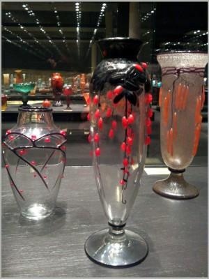 ENCY DAUM kleurig glas1900 -1910 Musee Beaux Arts 1