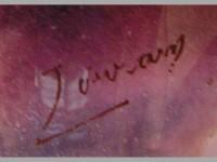 ENCY DAUM signatuur Lorrain
