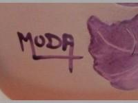 ENCY DAUM signatuur MODA