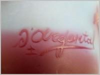 ENCY ARGENTAL signatuur