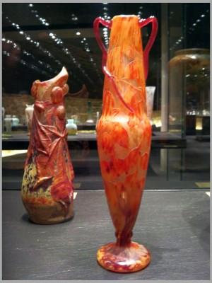 ENCY DAUM kleurig glas1900 -1910 Musee Beaux Arts 2